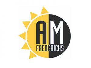 AM FREDERICHS Logo